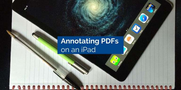 Annotating-PDFs-on-an-iPad