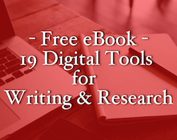 digital tools for writing and research