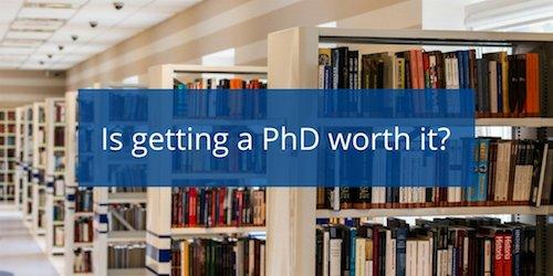 Is getting a PhD worth it? | Nick Blackbourn