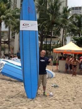 Twitter pic surfboard