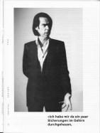 Nick Cave by Nic Shonfeld Spex p7