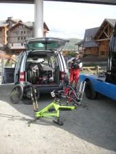 Mountain Bike Road Trip