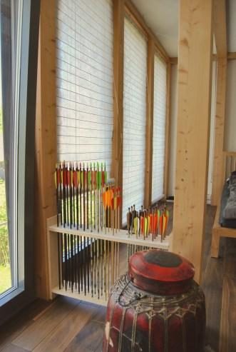 arrow rack