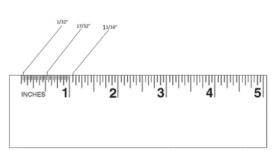 How To Read A Ruler Nick CornwellTechnology Education