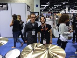 Kevin Pintado Nick Costa Drums