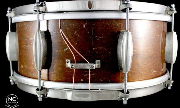 1950-53 Slingerland Radio King Student Model Snare : 5.5 X 14