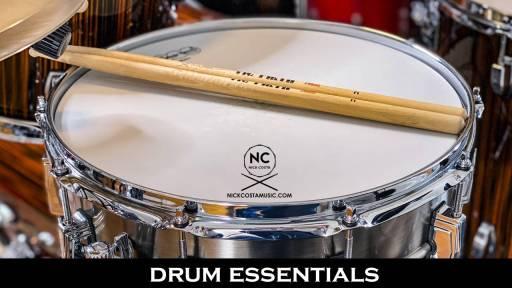drum essentials nickcostamusic.com nick costa drums nick costa music nick costa teacher drum education free drum lessons