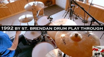 1992 by St. Brendan Drum Play Through