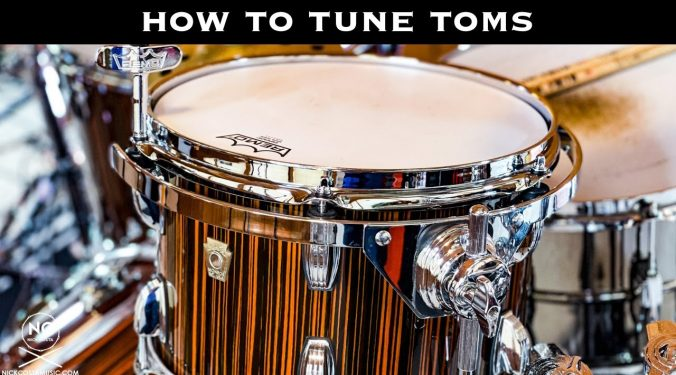 How to Tune Toms