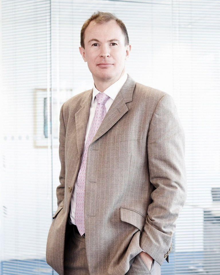 Nick Dale - management consultant