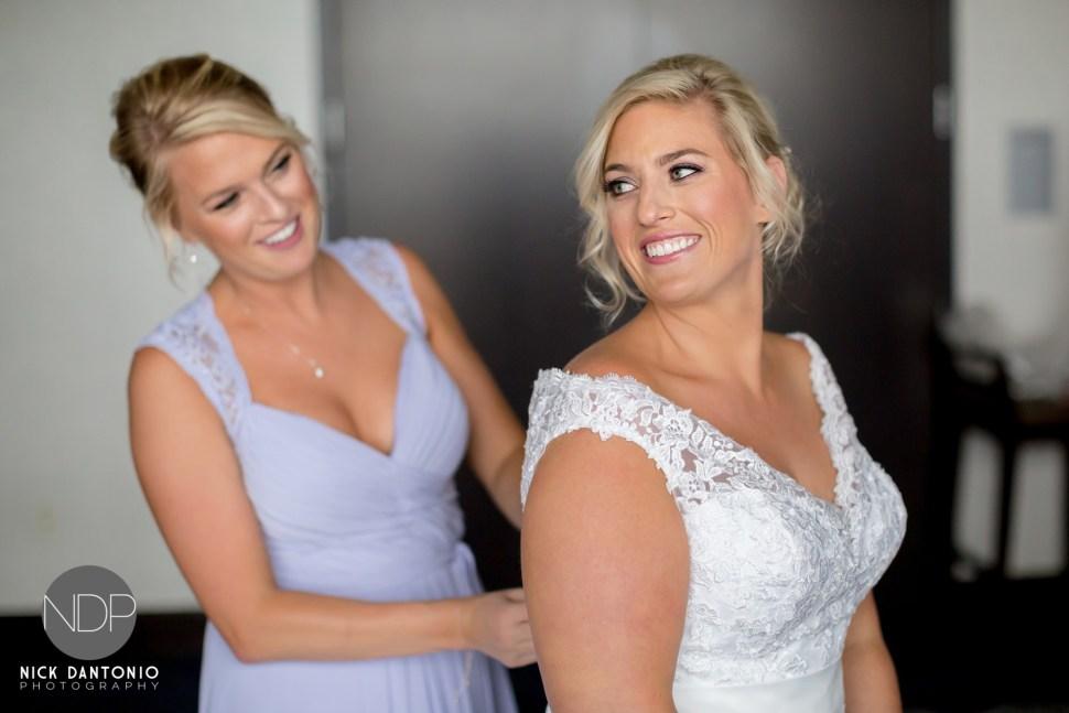 06-Buffalo Marriott Harbor Center Wedding