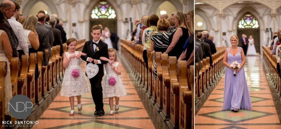 15-Buffalo St Joseph's Cathedral Wedding