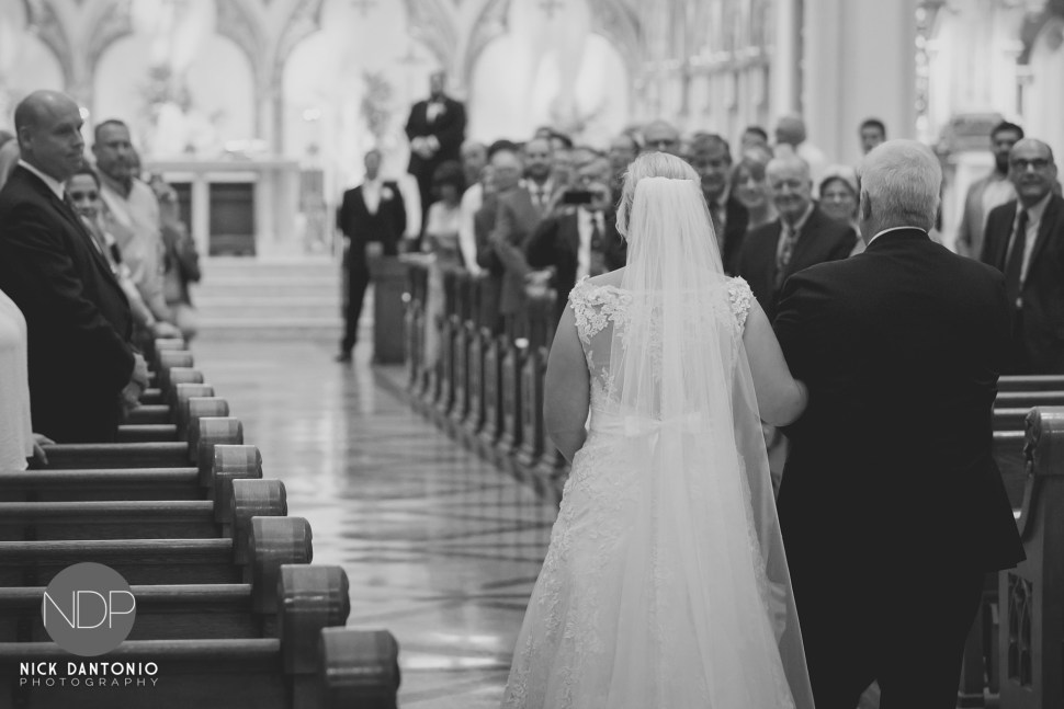 17-Buffalo St Joseph's Cathedral Wedding