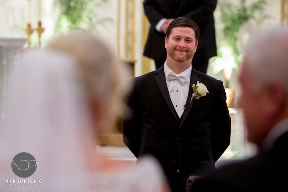 18-Buffalo St Joseph's Cathedral Wedding