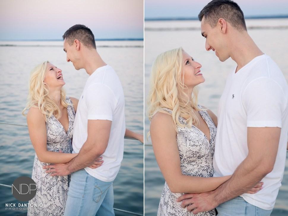 18-Charlotte Beach Engagement