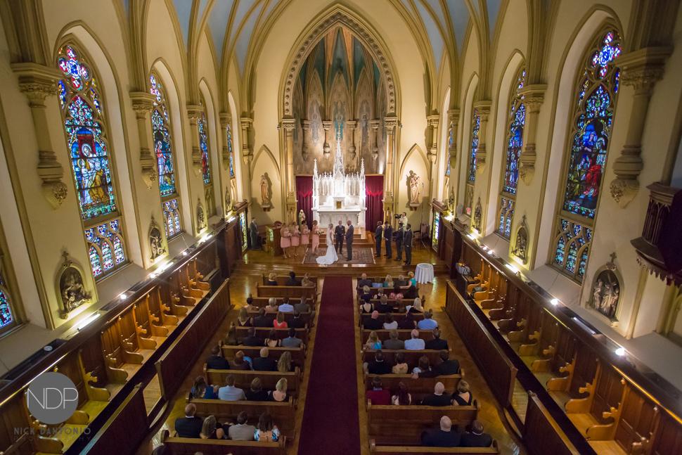 19-Chapel Hill Wedding Ceremony-Blog_© NDP 2015