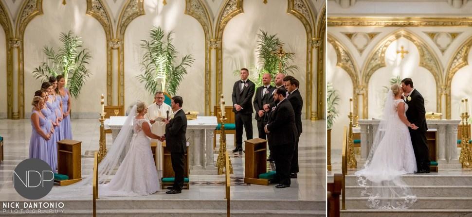 20-Buffalo St Joseph's Cathedral Wedding