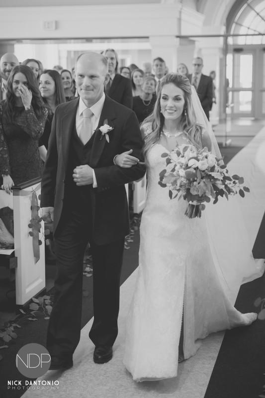 40-Clarence Presbyterian Church Wedding