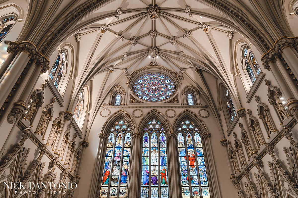 10-St Joseph Cathedral Wedding Ceremony