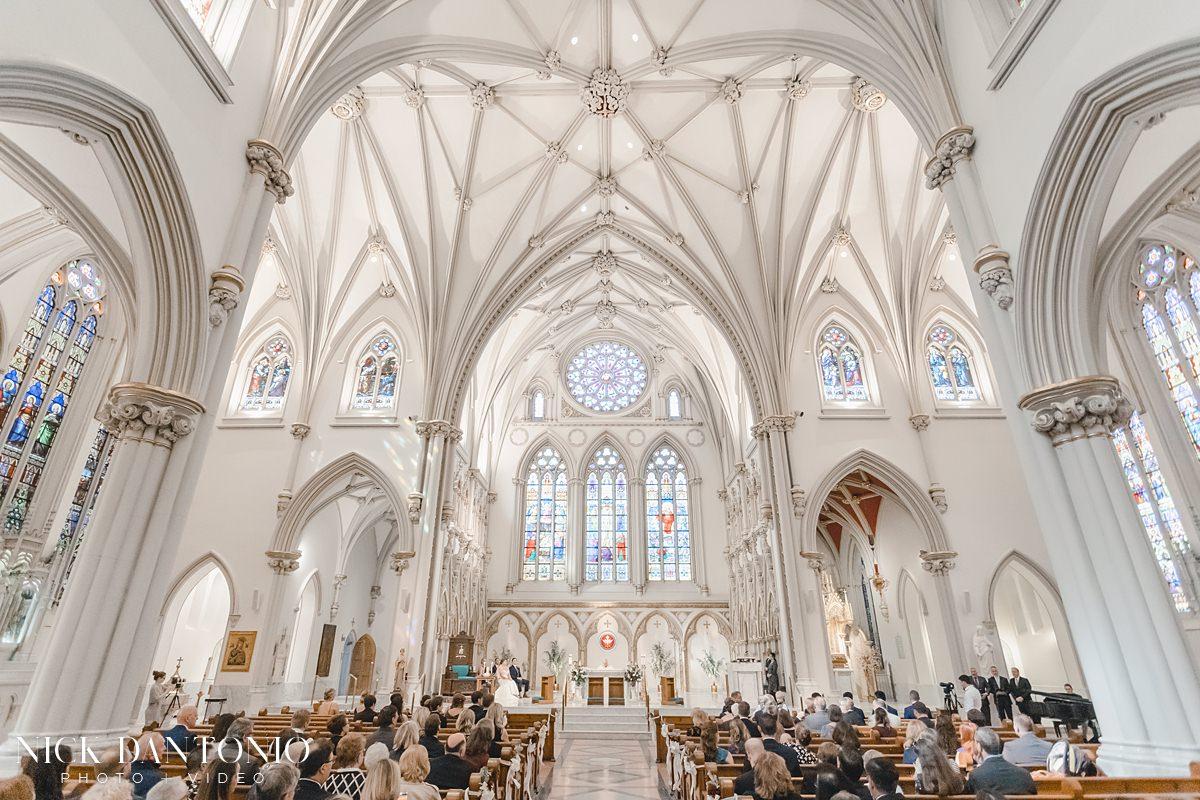14-St Joseph Cathedral Wedding Ceremony