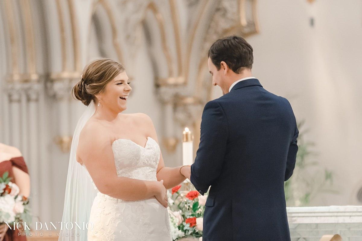 15-St Joseph Cathedral Wedding Ceremony