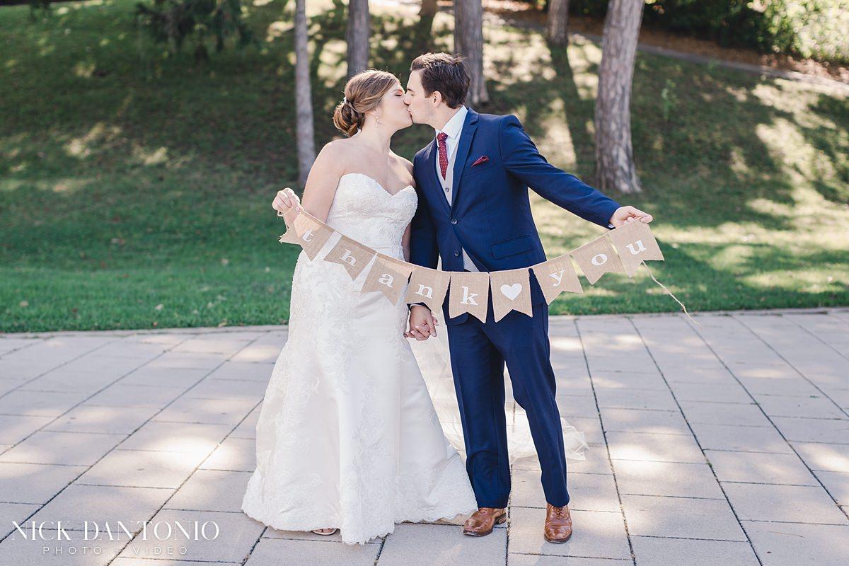21-Delaware Park Buffalo Wedding