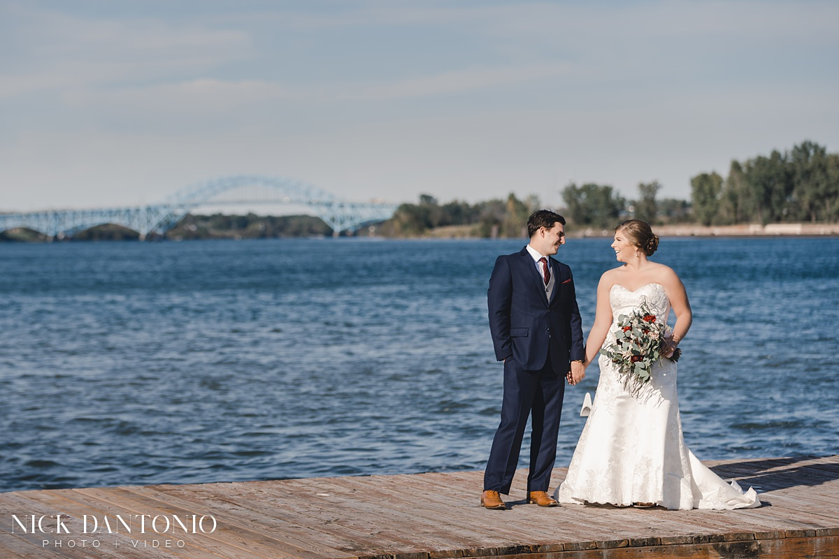 31-Buffalo Launch Club Wedding