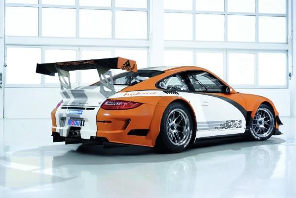 2010 Porsche GT3 R Hybrid