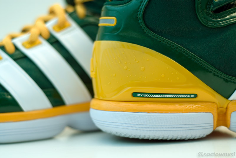 adidas TS Beast Player Exclusive Baylor Bears PE