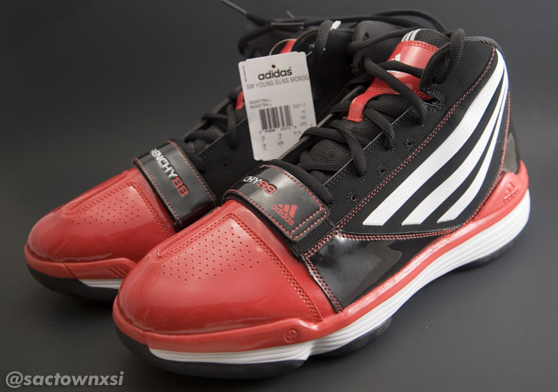 adidas Young Guns Nicolas Batum Portland Blazers Player Exclusive PS PE Frenchy 88