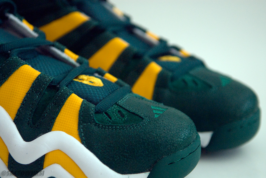 adidas Crazy 8 Player Exclusive Baylor Bears PE PS SM SMU
