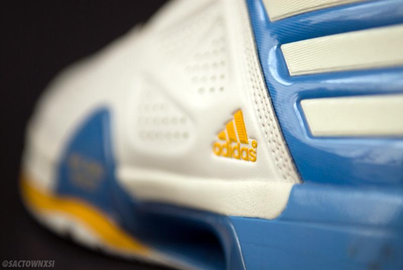 "adidas Player Exclusives: Chauncey Billups TS Lightning Creator ""Mr. Big Shot"""