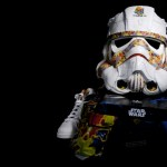 adidas - All Day I Dream About Stormtroopers adidas Stormtrooper Helmet Sculpture (1)