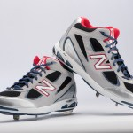 Best Cleats of the MLB Postseason: Nelson Cruz Player Exclusive New Balance 1103 Cleats Grey/Black/Red