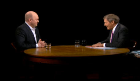 Charlie Rose Interviews Marc Andreessen