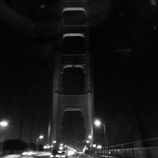 No matter where I roam, this bridge leads me home.