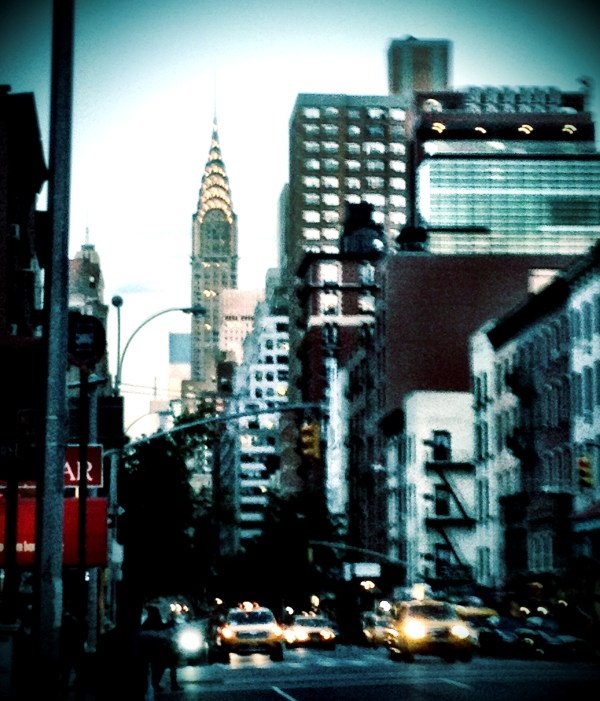 Big city of dreams.