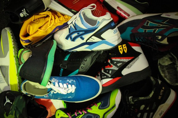 Nick Engvall Best Sneakers of 2013