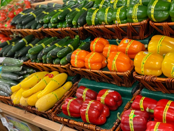 Organic Vegetables - Most Under-Appreciated Thing About California