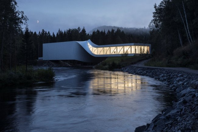 Bucket List: The Twist Museum - Norway