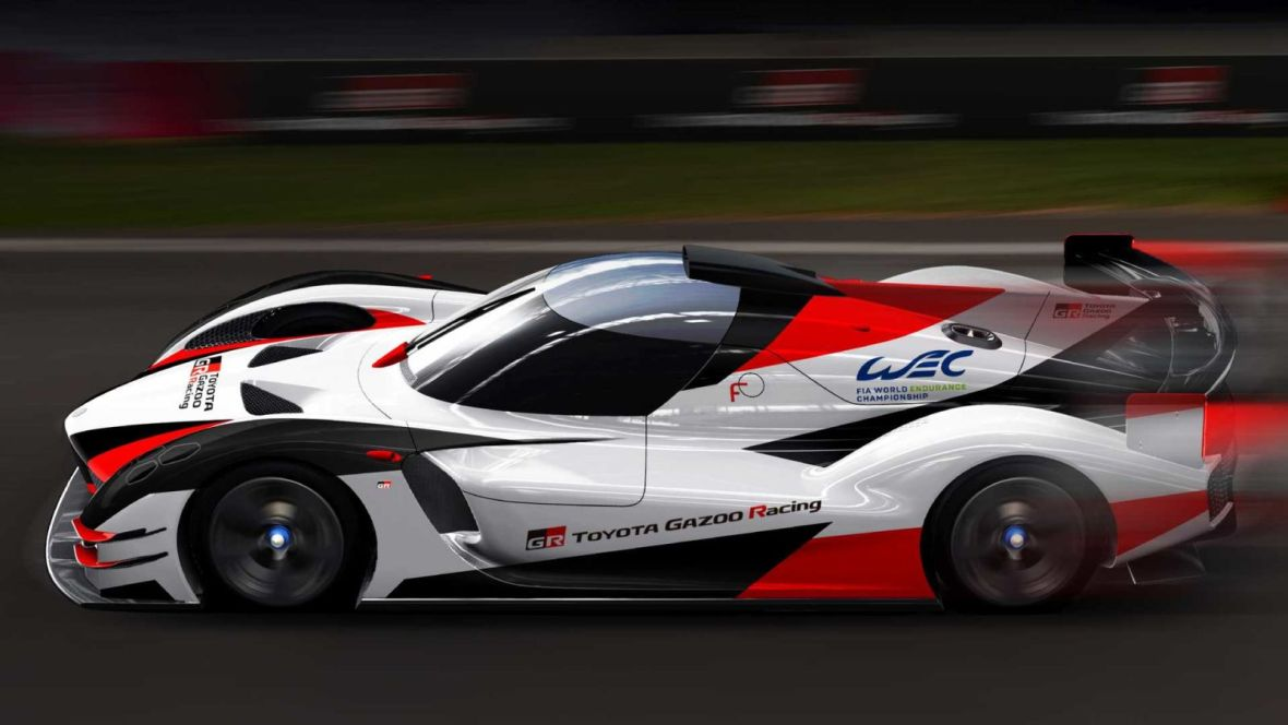 Toyota Gazoo Racing Prototype Race Car - Amazing News For Prototype Racing