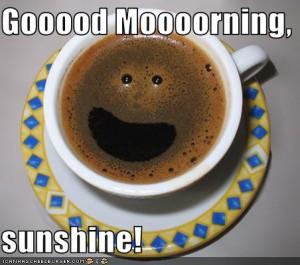 Happy Coffee Makes You Happy