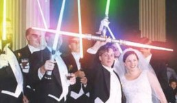 My Big Fat Geek Wedding