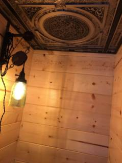 light with ceiling
