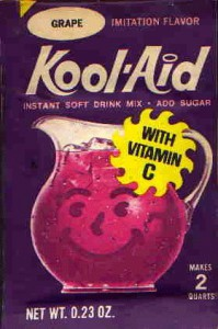 If you knew the Bible you wouldn't be drinking the kool-aid