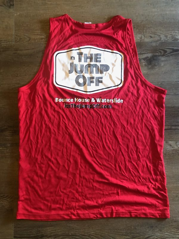 the ump off tank top back