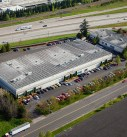 Troutdale business aerial photography