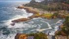 Oregon Coast drone photography