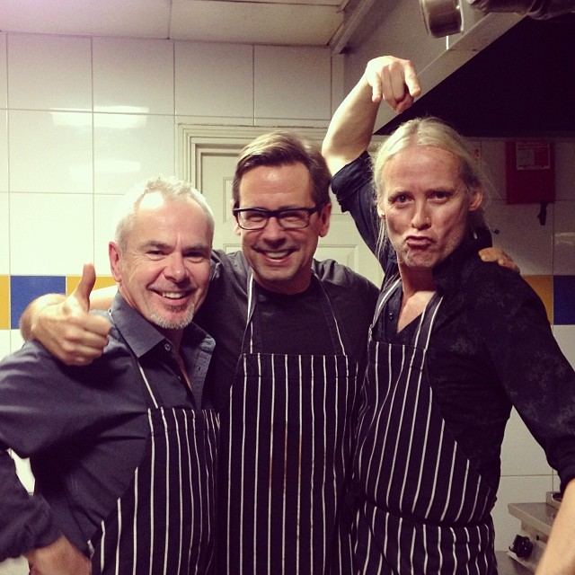 The 3 Nicks Charity Cook-Off – a 5 star review *****