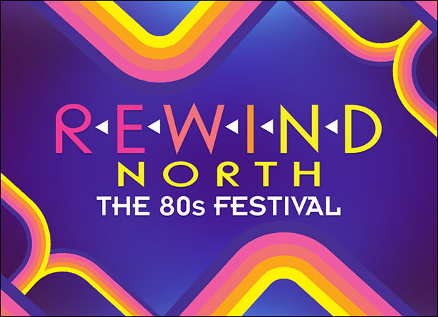 Two free VIP tickets for Rewind North